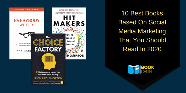 10 Best Social Media Marketing booksThat You Should Read In 2020