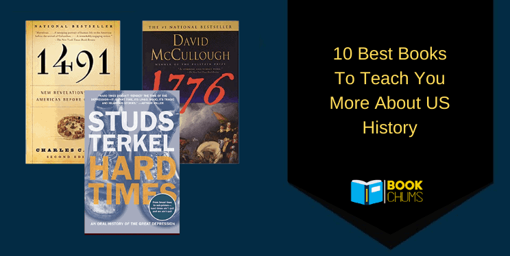 10 Best US History Books To Teach You More