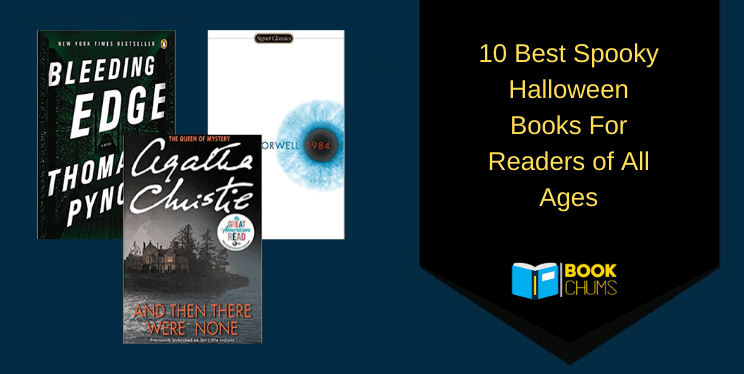 10 Best Spooky Halloween Books For Readers of All Ages