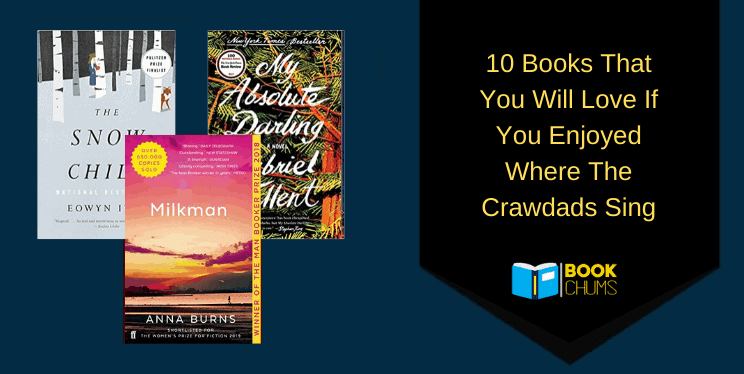 10 Books Like Where The Crawdads Sing You Would Love To Read