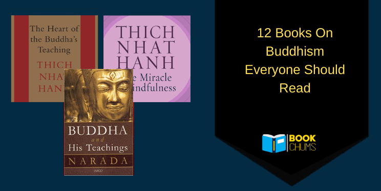 12 Books On Buddhism Everyone Should Read