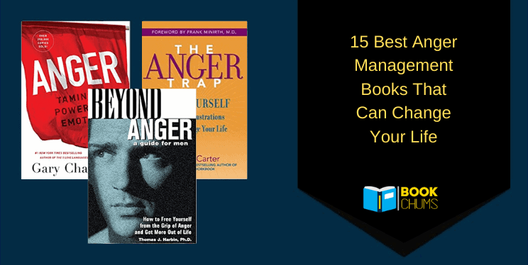 15 Best Anger Management Books That Can Change Your Life