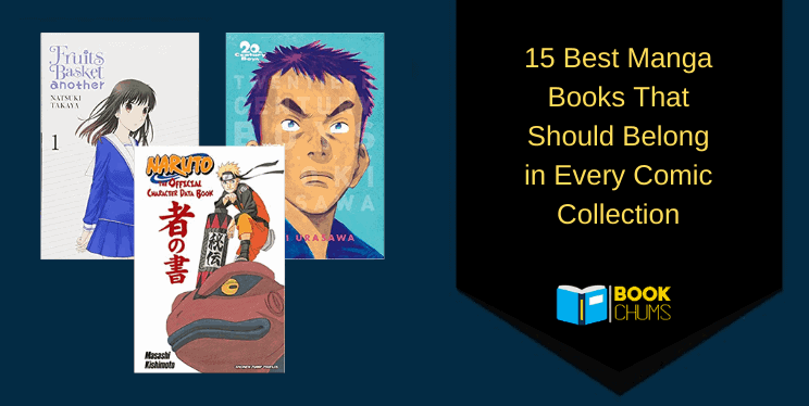 15 Best Manga Books That Should Belong in Every Comic Collection