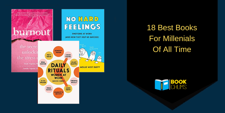 18 Best Books For Millenials Of All Time