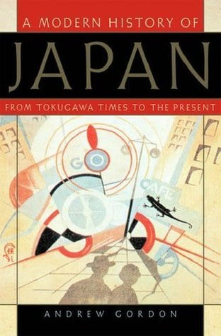 Japan From Tokugawa Times to the Present