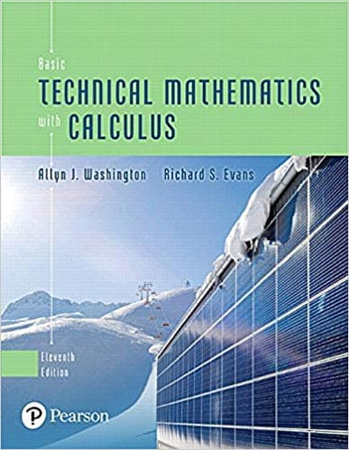 Basic Technical Mathematics with Calculus, Books a la Carte Plus MyMathLab Access Card Package