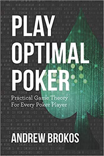 Play Optimal Poker: best books on game theory