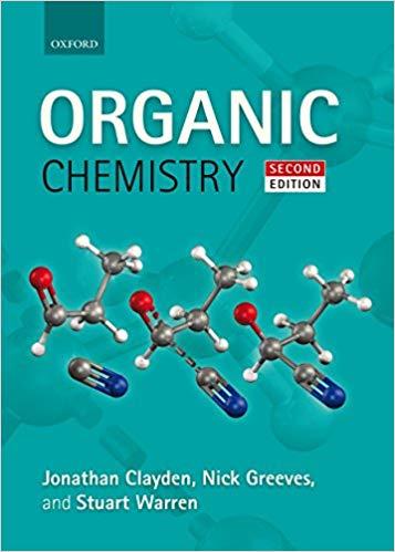 Oxford Organic Chemistry