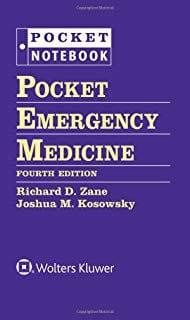 Pocket Emergency Medicine books