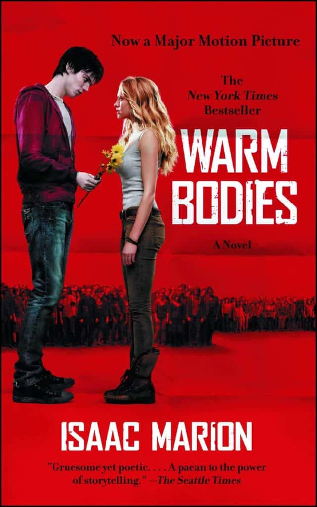 Warm Bodies: best zombie books