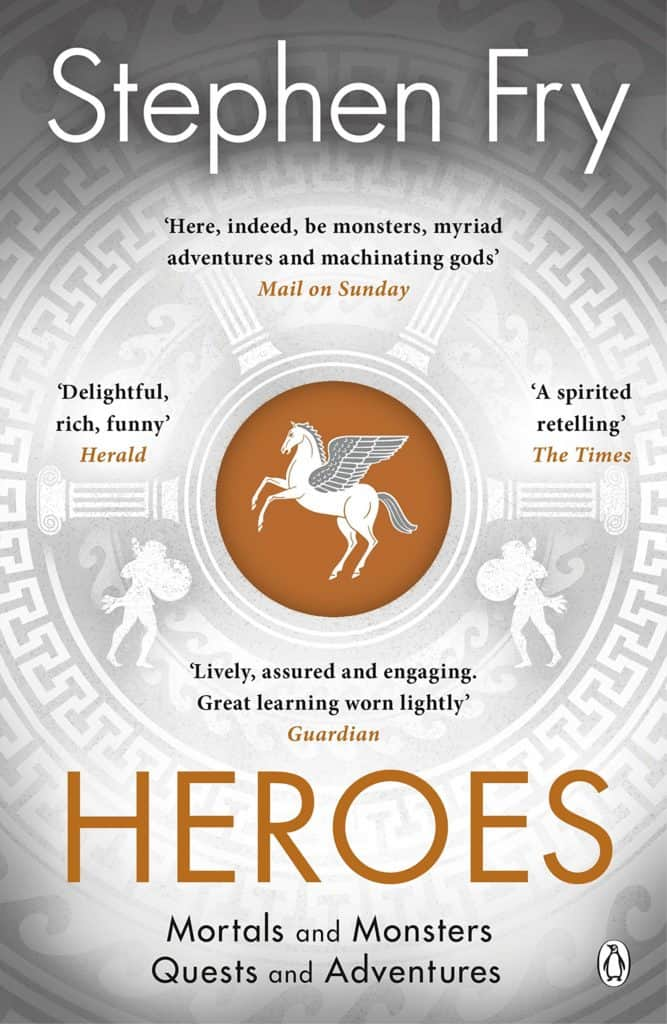 Heroes: greek mythology books