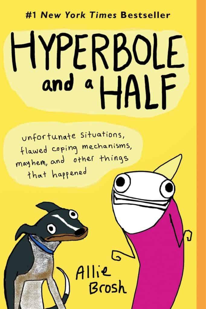 Hyperbole and a Half: top webcomics