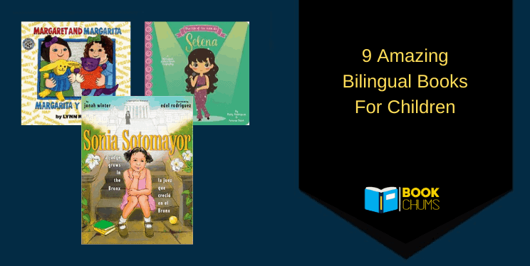 9 Amazing Bilingual Books For Children