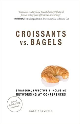 Croissants vs. Bagels: Networking at Conferences