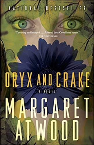 Oryx and Crake- The Last Human