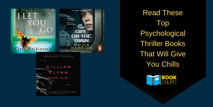 Read These Top Psychological Thriller Books That Will Give You Chills