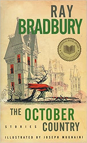The October Country - Collection of Nineteen Macabre