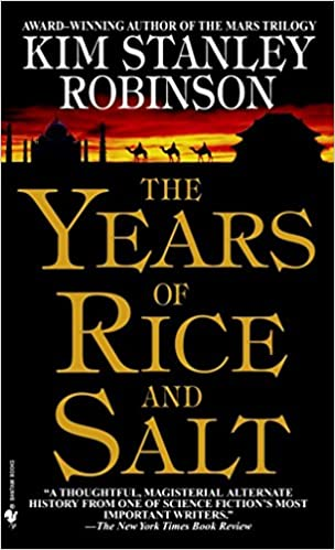 The Years of Rice and Salt- An Empty Europe