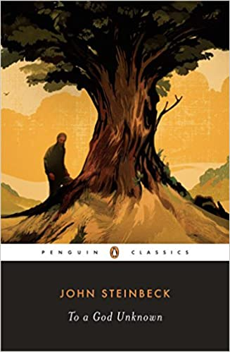 john steinbeck books: to a god unknown
