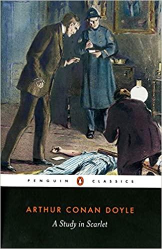 first book: Sherlock Holmes books in Order