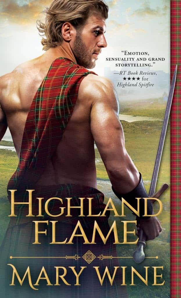 Highland Flame: books like outlander
