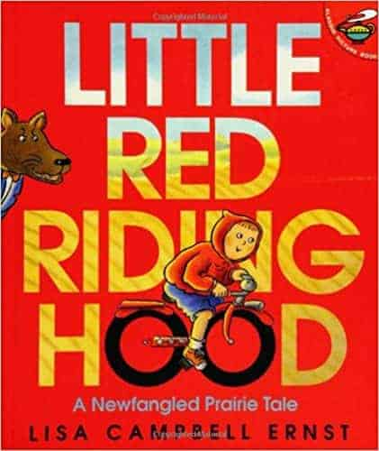 Little Red Riding Hood- A Newfangled Prairie Tale