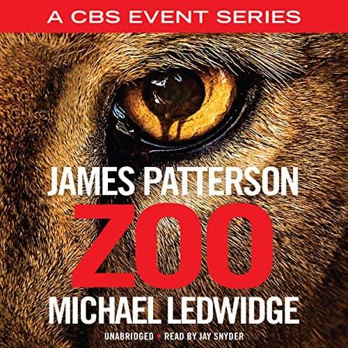 Zoo:  Best James Patterson Books