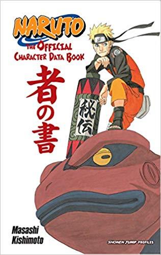 Naruto: Best Manga books