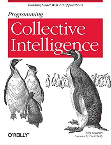 Programming Collective Intelligence: best machine learning books
